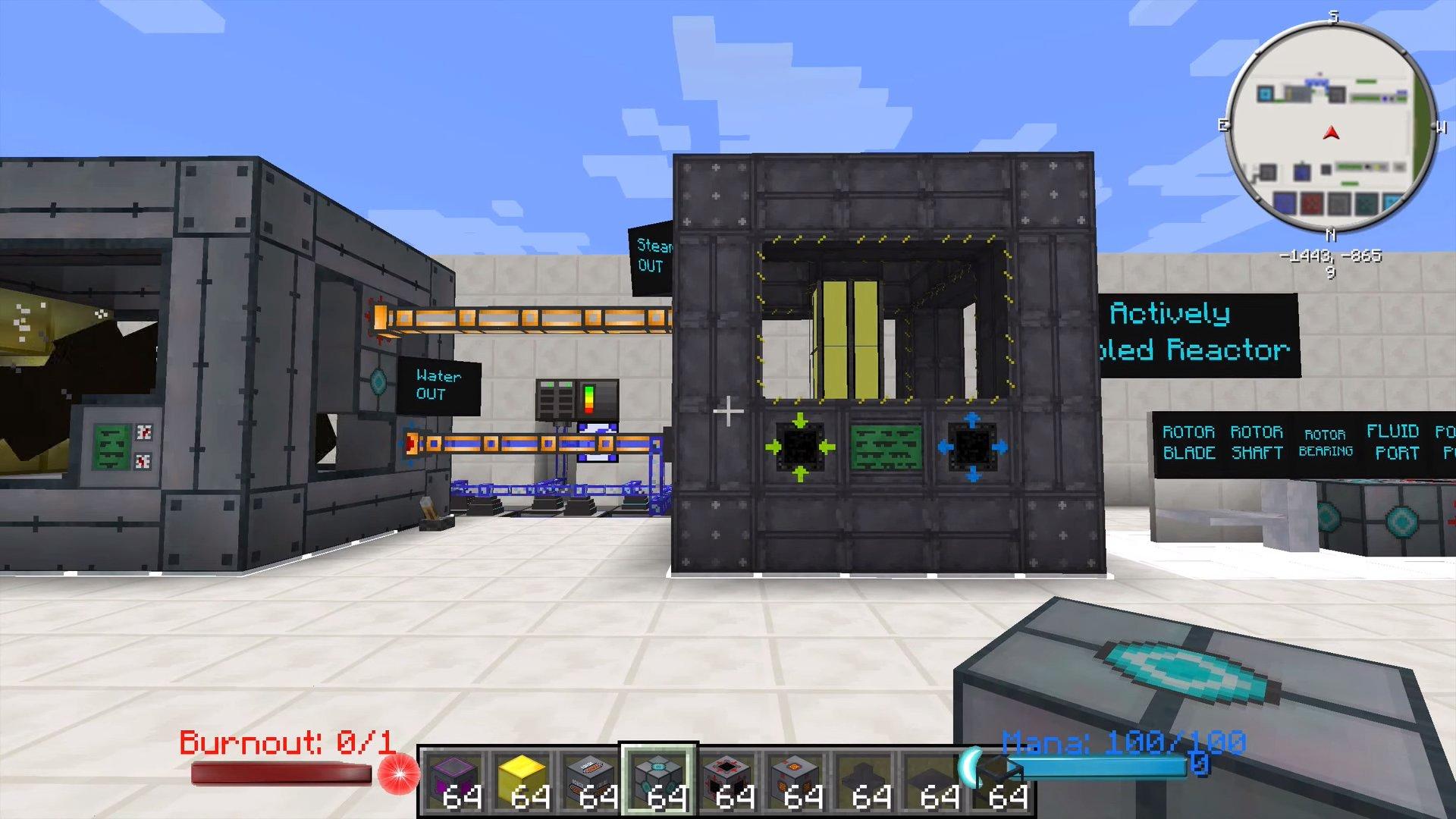 1 6 4] Big Reactors Mod Download | Minecraft Forum