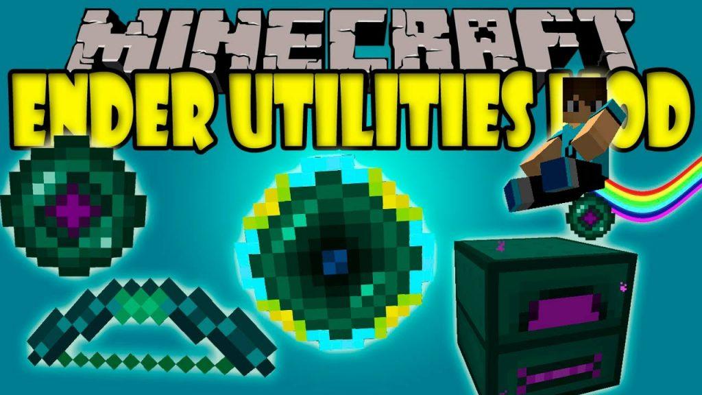 Ender Utilities Mod