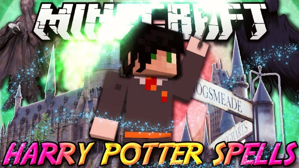 1 7 10] Harry Potter Spells Mod Download | Minecraft Forum