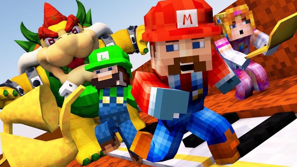 Super Mario Brothers Mod