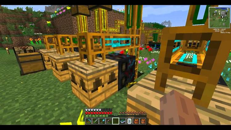 1 10 2] More Bees Mod Download | Minecraft Forum