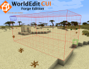 [1.11.2] WorldEditCUI Forge Edition 2 Mod Download