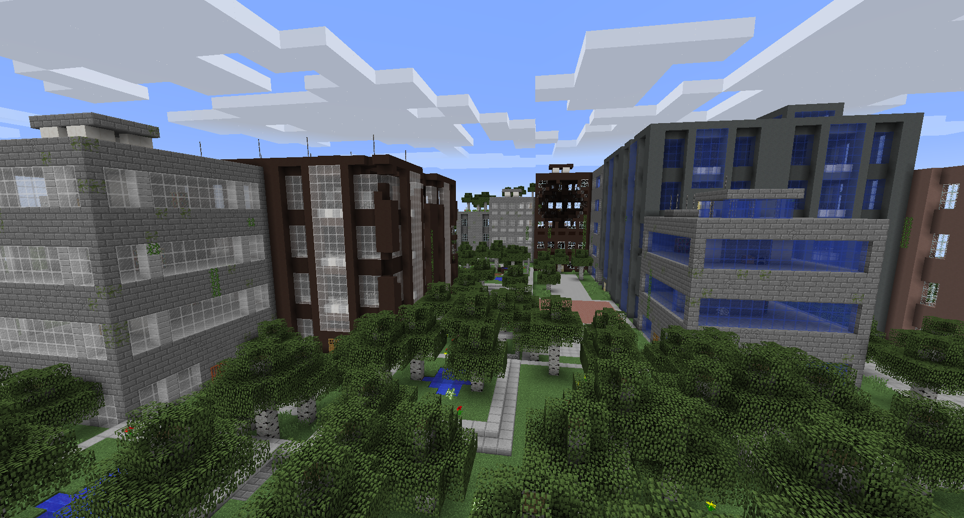 city servers for minecraft pc 1.11.2