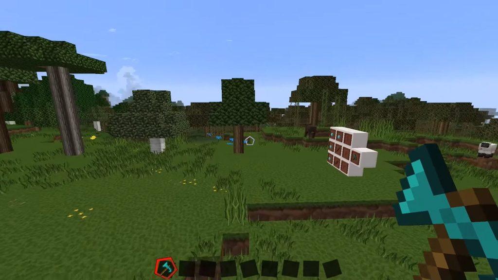 мини карта майнкрафт 1 12 2 treecapitator #7