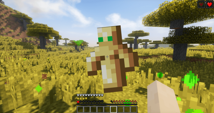 Totem Armor mod for minecraft 05