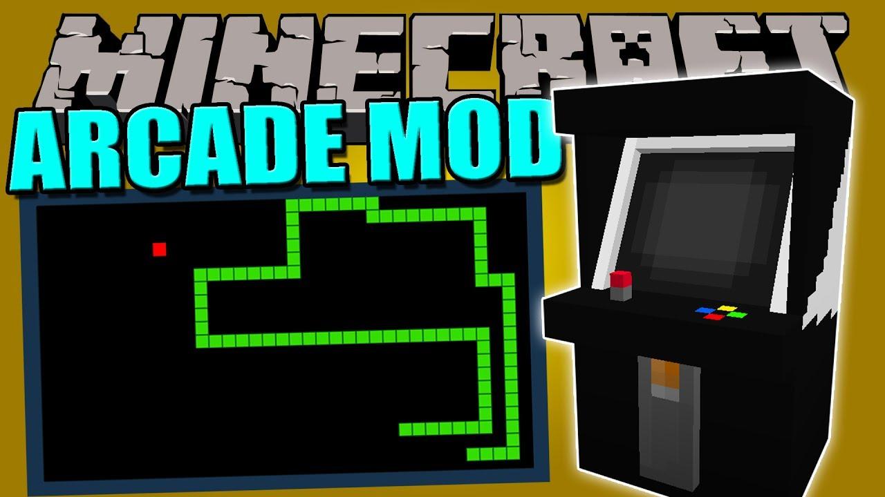 Arcade Mod