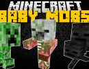 [1.12.1] Baby Mobs Mod Download