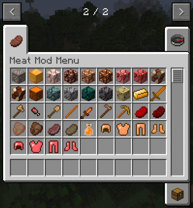 The Meat Mod Screenshots 1