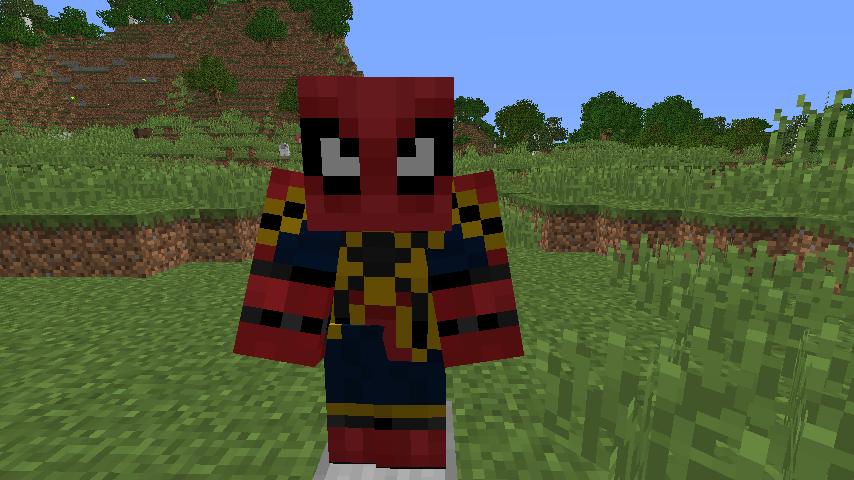 1 11 2] Spiderman Homecoming Mod Download | Minecraft Forum