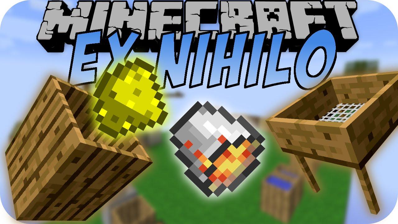 1 12 1 Ex Nihilo Creatio Mod Download Minecraft Forum