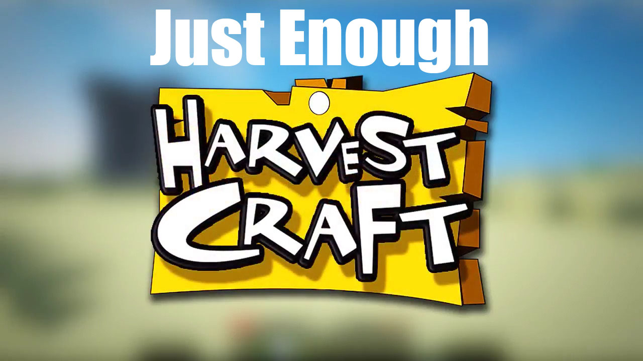 Just Enough HarvestCraft Mod