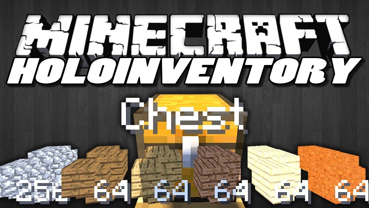 1 12 2] HoloInventory Mod Download | Minecraft Forum