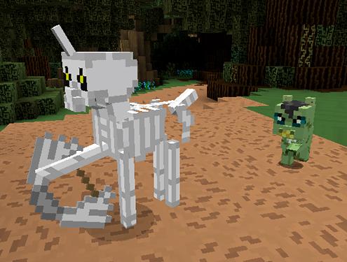 Mine Little Pony Friendship is Crafting Mod Screenshots 4