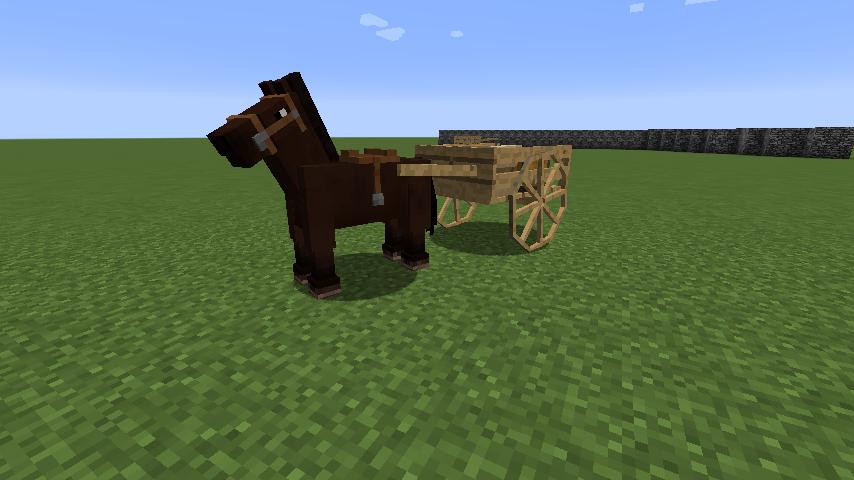 1 7 10] Horse Carts Mod Download | Minecraft Forum