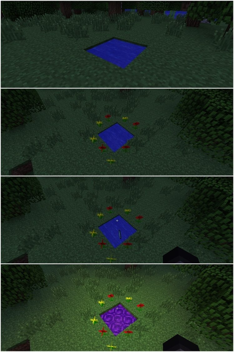 The Twilight Forest Mod 1