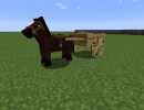 [1.10.2] Horse Carts Mod Download
