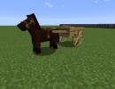 [1.10.2] Horse Carts Mod Download