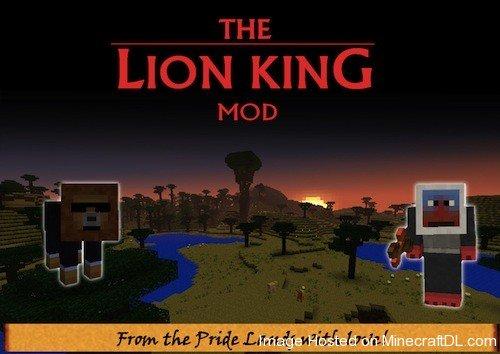 The Lion King Mod