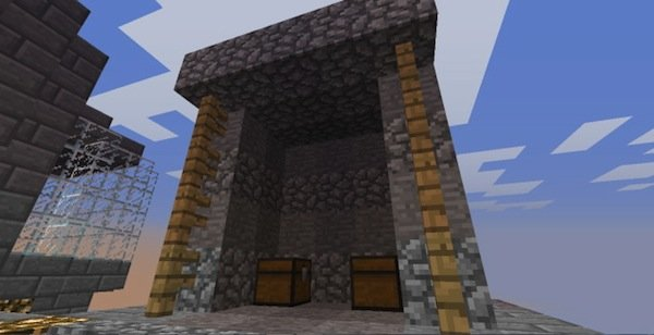 Sky House Mod