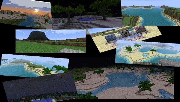 Minecraft Tropicraft Mod 1.3.2