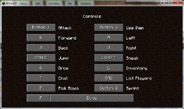 Key Sprint Mod