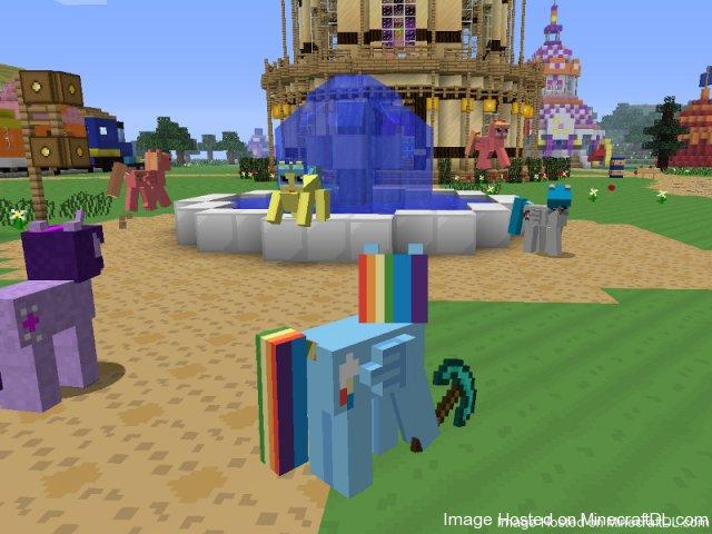 Mine Little Pony Mod