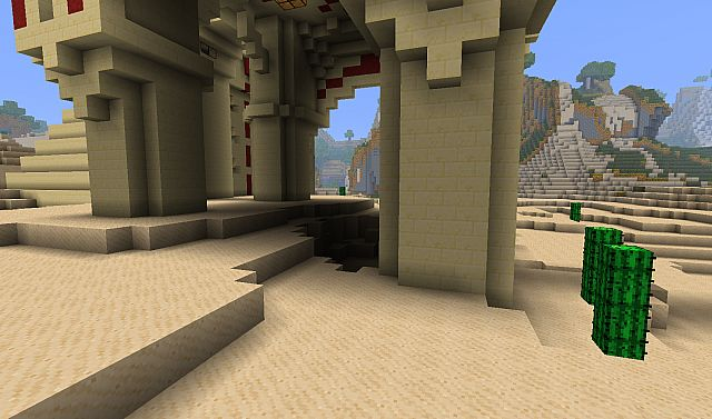 Planet texture pack 3 Planet Texture Pack for Minecraft 1.4.2